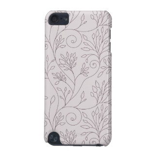 Elegant floral iPod Touch Case