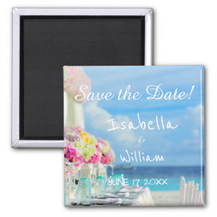 Save The Date Magnets Zazzle - Save the date magnet templates