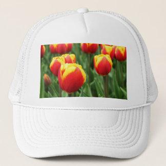 Elegant Floral Trucker Hat