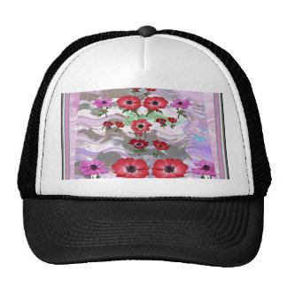 Elegant Flower Display on Gifts for all occasions Trucker Hat