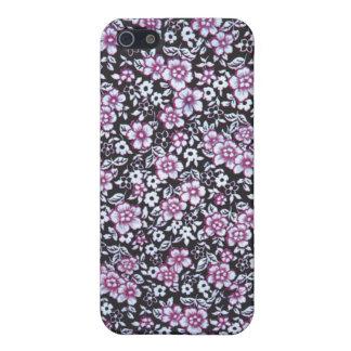 Elegant Flowers iPhone SE/5/5s Cover