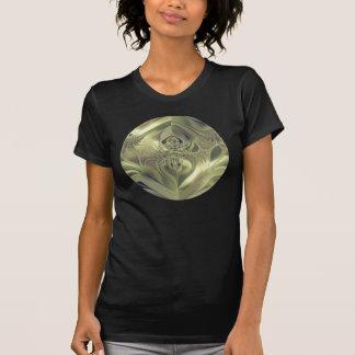 Elegant fractal design, abstract art, white sun T-Shirt