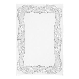 Elegant Framed Stationery
