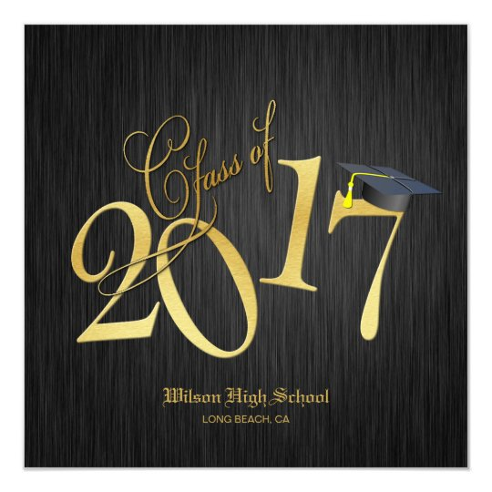 Graduation Dinner Invitations & Announcements | Zazzle