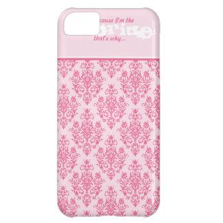 Elegant Funny Damask Wedding Cell Phone Case