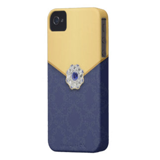 Elegant Gem iPhone 4/4S Case-Mate Barely There
