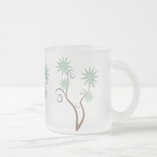 Elegant gentle light flowers - Mug