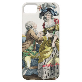 Elegant Gentleman Proposing to a Lady in a 'Margue iPhone SE/5/5s Case