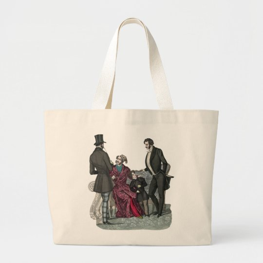Elegant Gentlemen Tote Bag