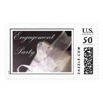 Elegant Gift (1) Engagement Party Postage