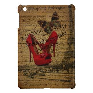elegant girly eiffel tower vintage paris case for the iPad mini