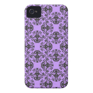 Elegant Goddess Damask Pattern iPhone 4 4S case Case-Mate iPhone 4 Cases