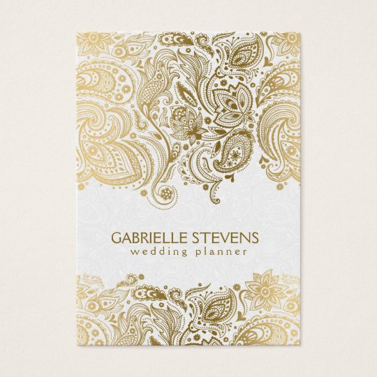 Wedding Planner Business Cards Templates Zazzle