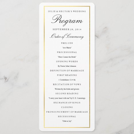 PROGRAMS CHIC INVITATION SUITES