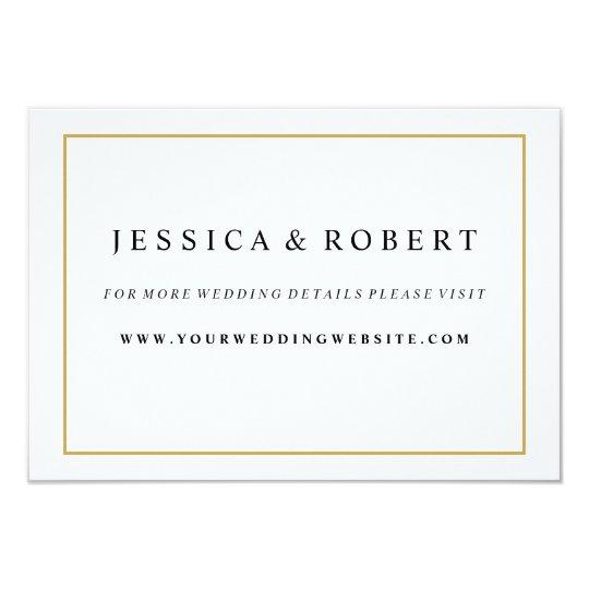 elegant wedding websites