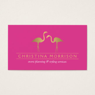 Event Planner Business Cards Templates Zazzle