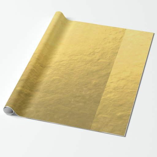 Adaptable image pertaining to printable gold foil paper