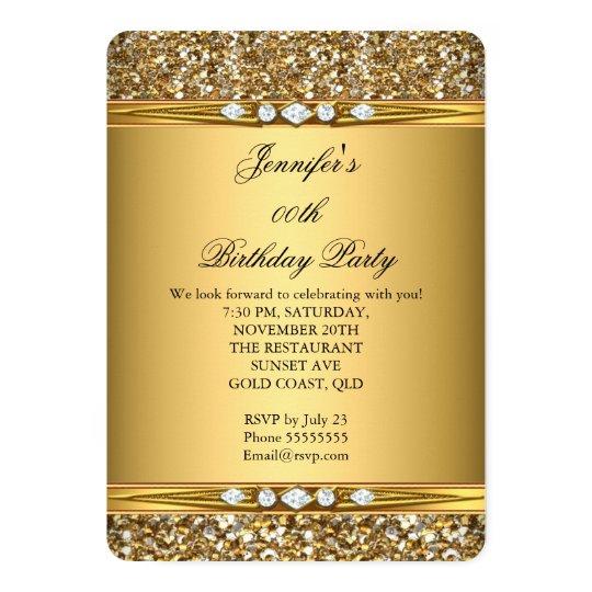 Denim Invitations with nice invitation sample