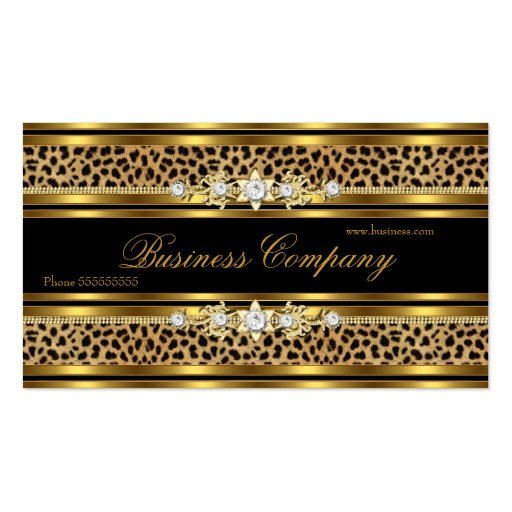 Gallery For Black And Gold Business Cards