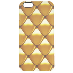 Uncommon iPhone 6 Plus Clearly™ Deflector Case with Pomeranian Phone Cases design