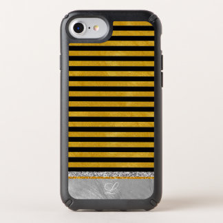 Elegant Gold Stripe -Custom Your Color- Speck iPhone Case