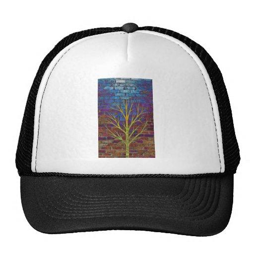 Elegant Gold Tree Hats