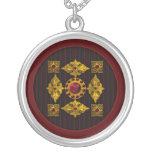 Elegant golden Jewels Necklaces