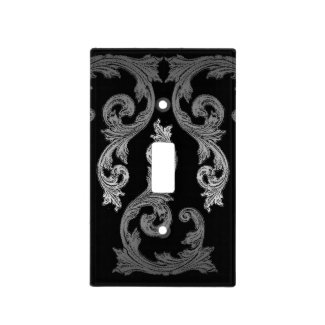 Elegant Goth Design Switch Plate Cover
