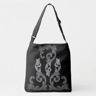 Elegant Goth Design Tote Bag