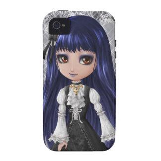 Elegant Gothic Aristocrat Étui Vibe iPhone 4