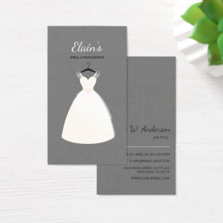 Elegant Gown Bridal and Dress Boutique - 3 Business Card