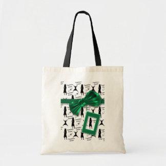 Elegant graduation gift bags for women