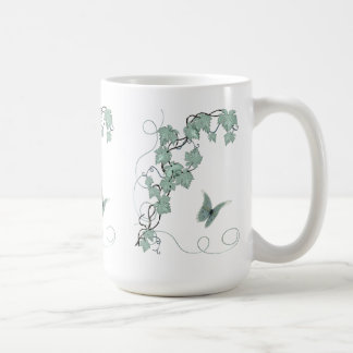 Elegant Grapevine Coffee Mug