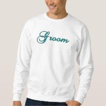 Elegant Groom Sweatshirt
