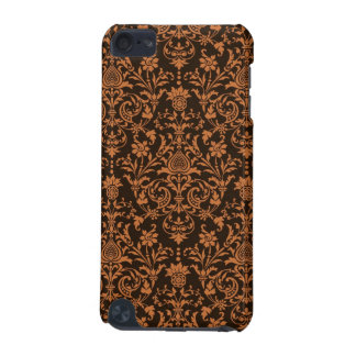Elegant Halloween Damask 6 iPod Touch (5th Generation) Cases