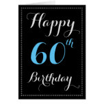 [ Thumbnail: Elegant Happy Birthday Card ]