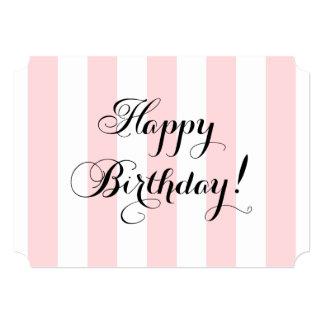 Elegant And Modern Happy Birthday Cards - Invitations, Greeting ...