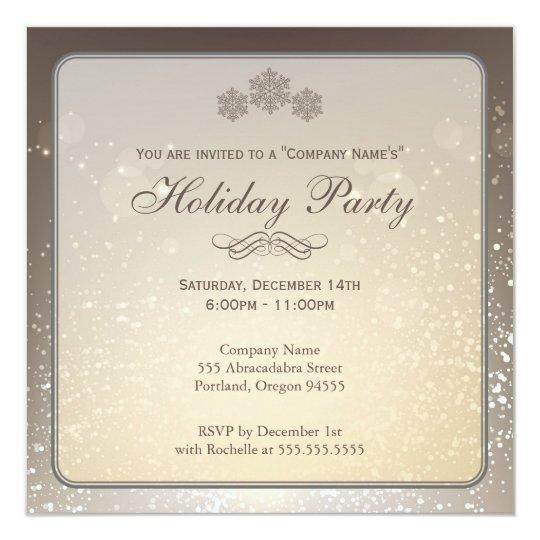Elegant Party Invitations Announcements Zazzle