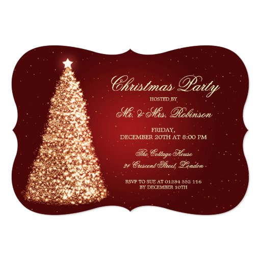 Company Christmas Invitations as awesome invitations example