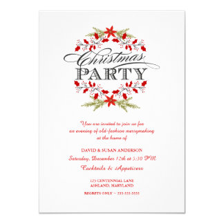 invitation christmas