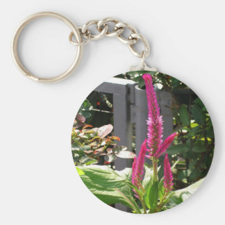 Elegant Home Garden Flower TEMPLATE Resellers FUN Key Chain