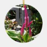 Elegant Home Garden Flower TEMPLATE Resellers FUN Ornament