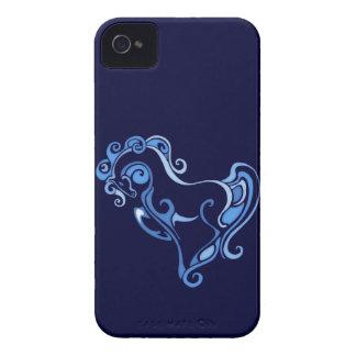 Elegant Horse Graphic iPhone 4 Case-Mate Case