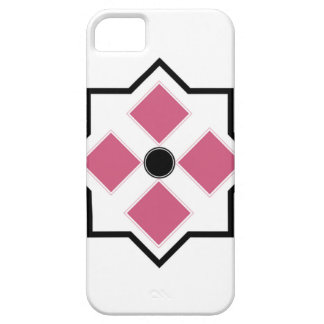Elegant hull iPhone Bordeaux wine iPhone SE/5/5s Case