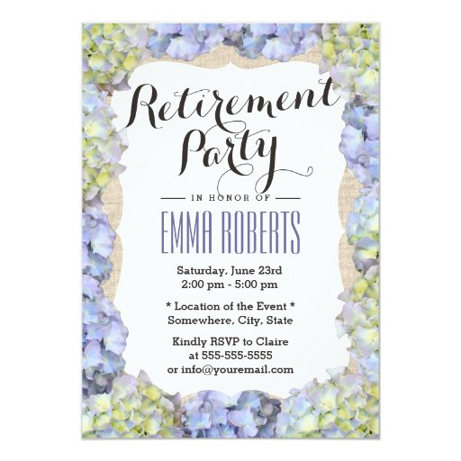 Ideas For Retirement Party Invitations was nice invitations sample