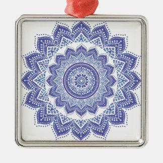 Elegant Indian Ornamental Vintage Design Purple Metal Ornament