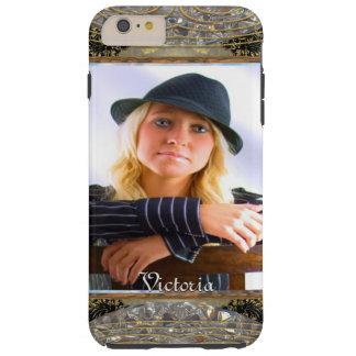 Elegant Insert Your Own Photo Tough iPhone 6 Plus Case