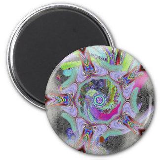 Elegant Inspiration 2 Inch Round Magnet