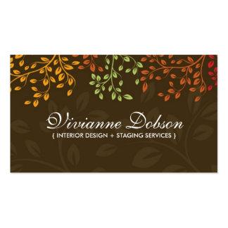 Elegant Interior Designer Business Cards