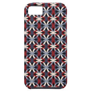 Elegant Intertwined Circles Pattern iPhone Case iPhone 5 Cases